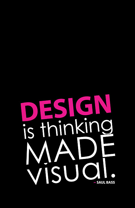 Design is. by Lakoubi ~ SimpliZine